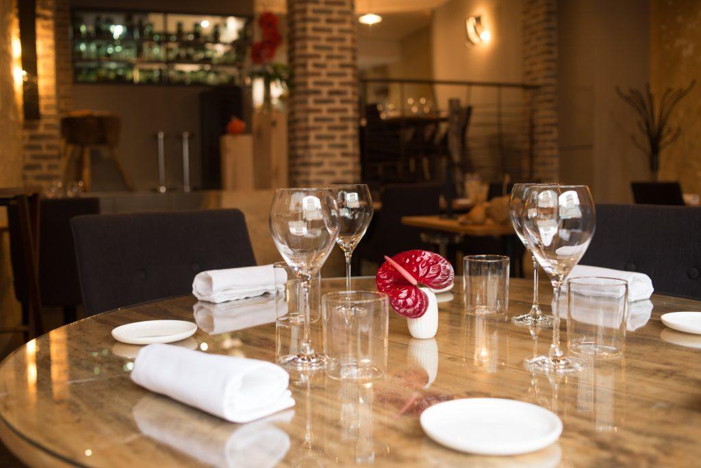 Guillaume Foucault - restaurant Pertica - Vendôme