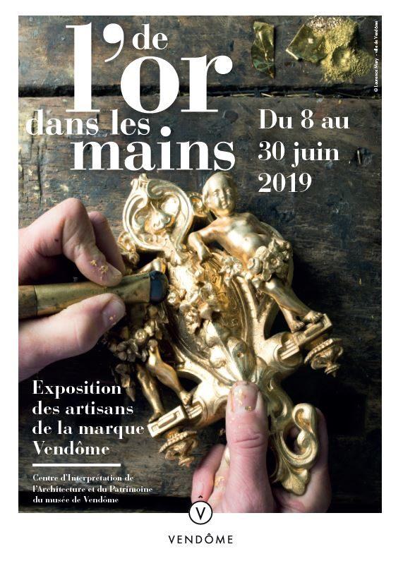 Exposition des artisans du réseau de la Marque Vendôm