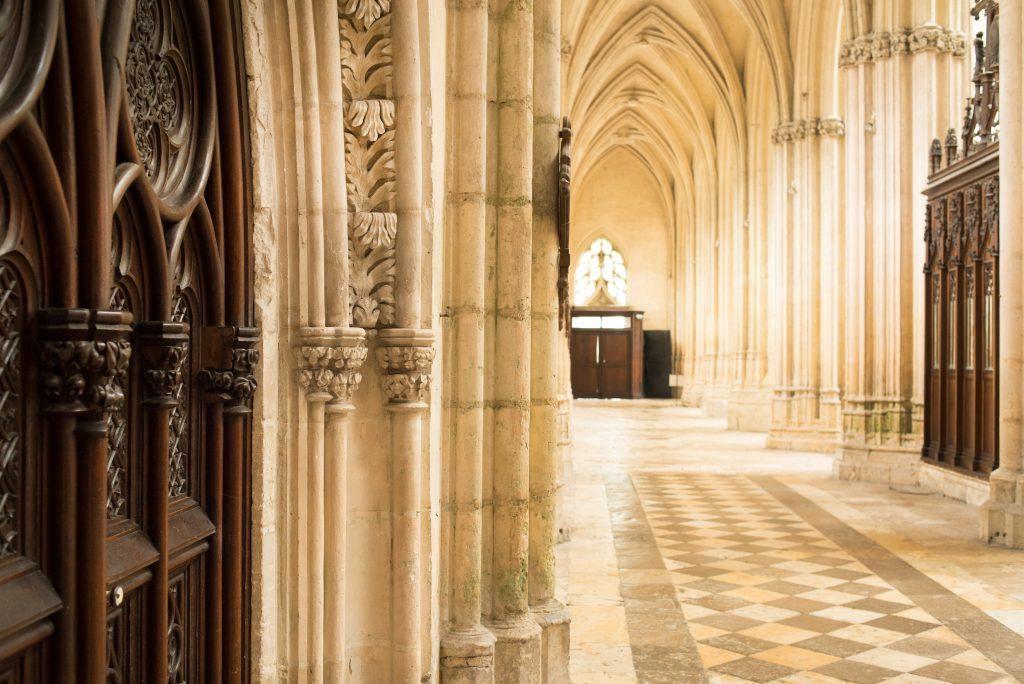 Abbaye de la Trinité - Vendôme