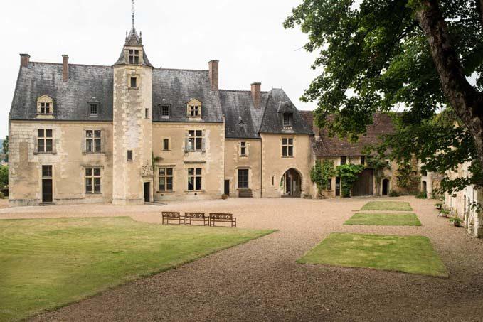 Maison natale de Ronsard © Laurence Mary