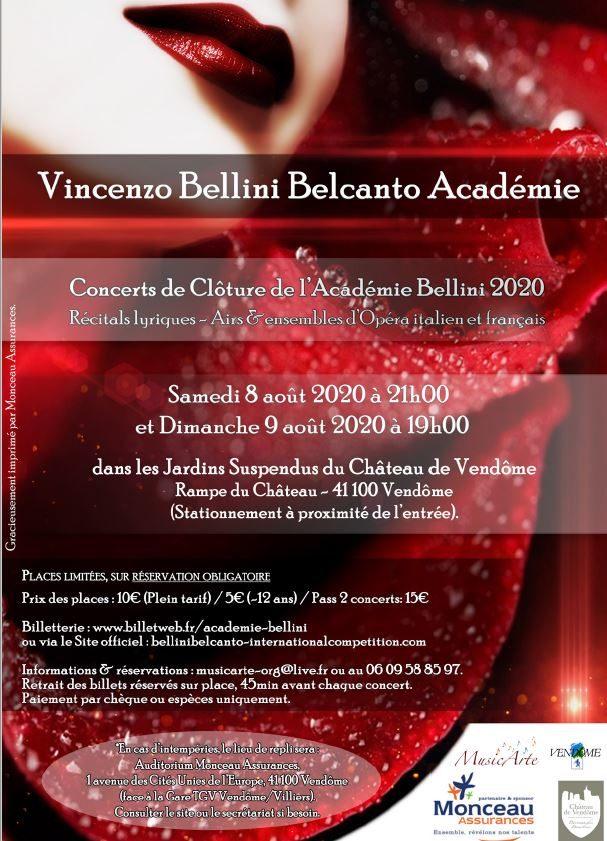 académie bellini 2020