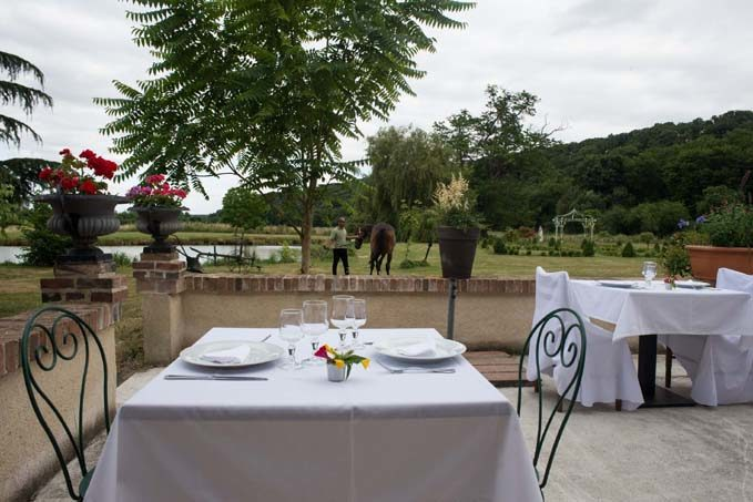 L' Auberge de Claire fontaine © Laurence Mary
