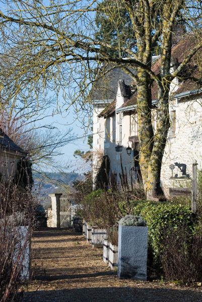 La Grange au Pesle © Laurence Mary