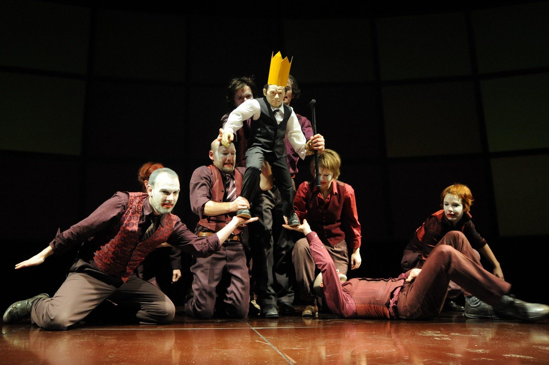 L'hectare scene conventionnée de la marionnette à Vendôme
