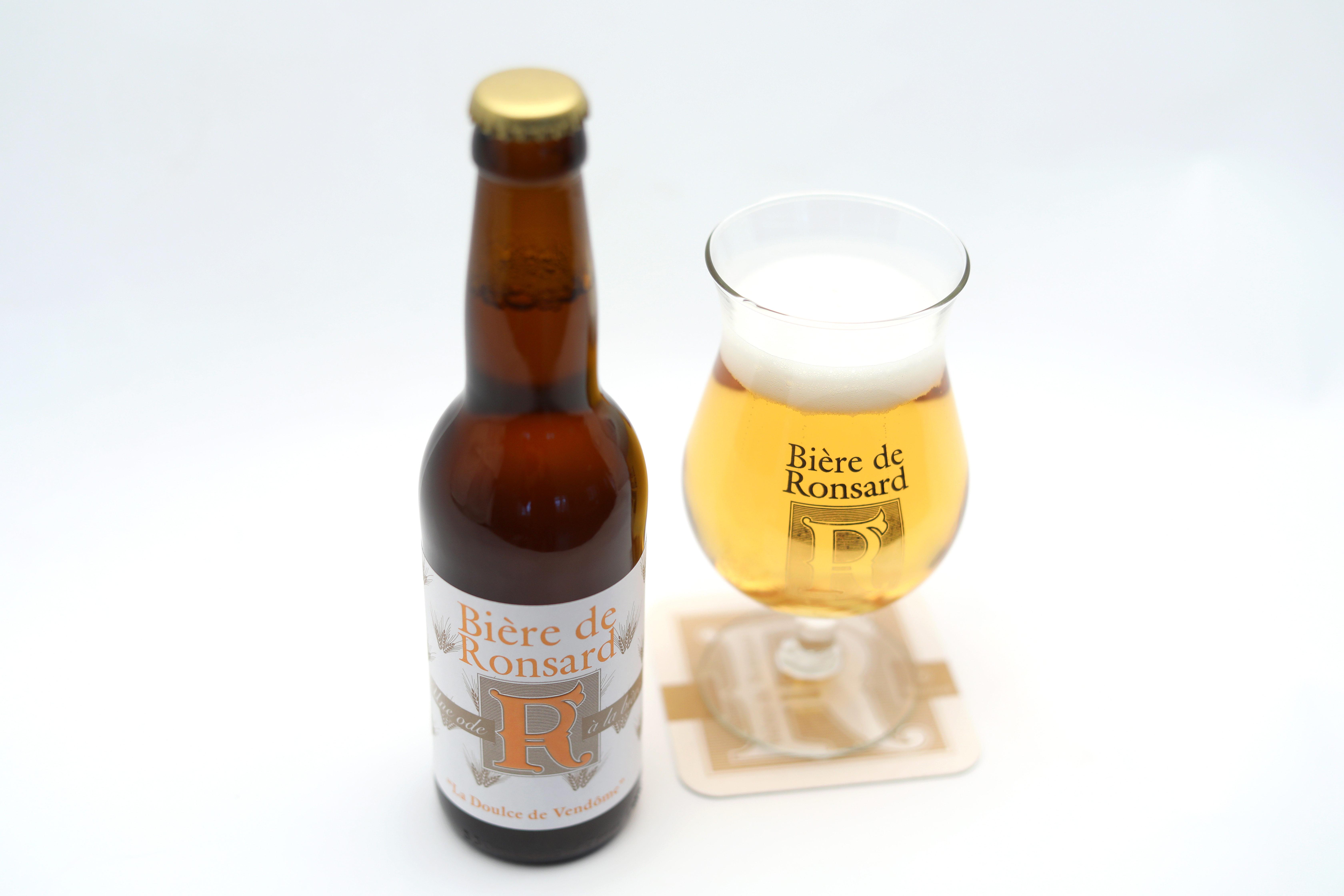 Bière de Ronsard - Brasserie Guillaume
