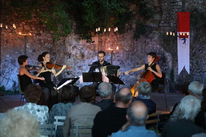 Quatuor Voce - DR