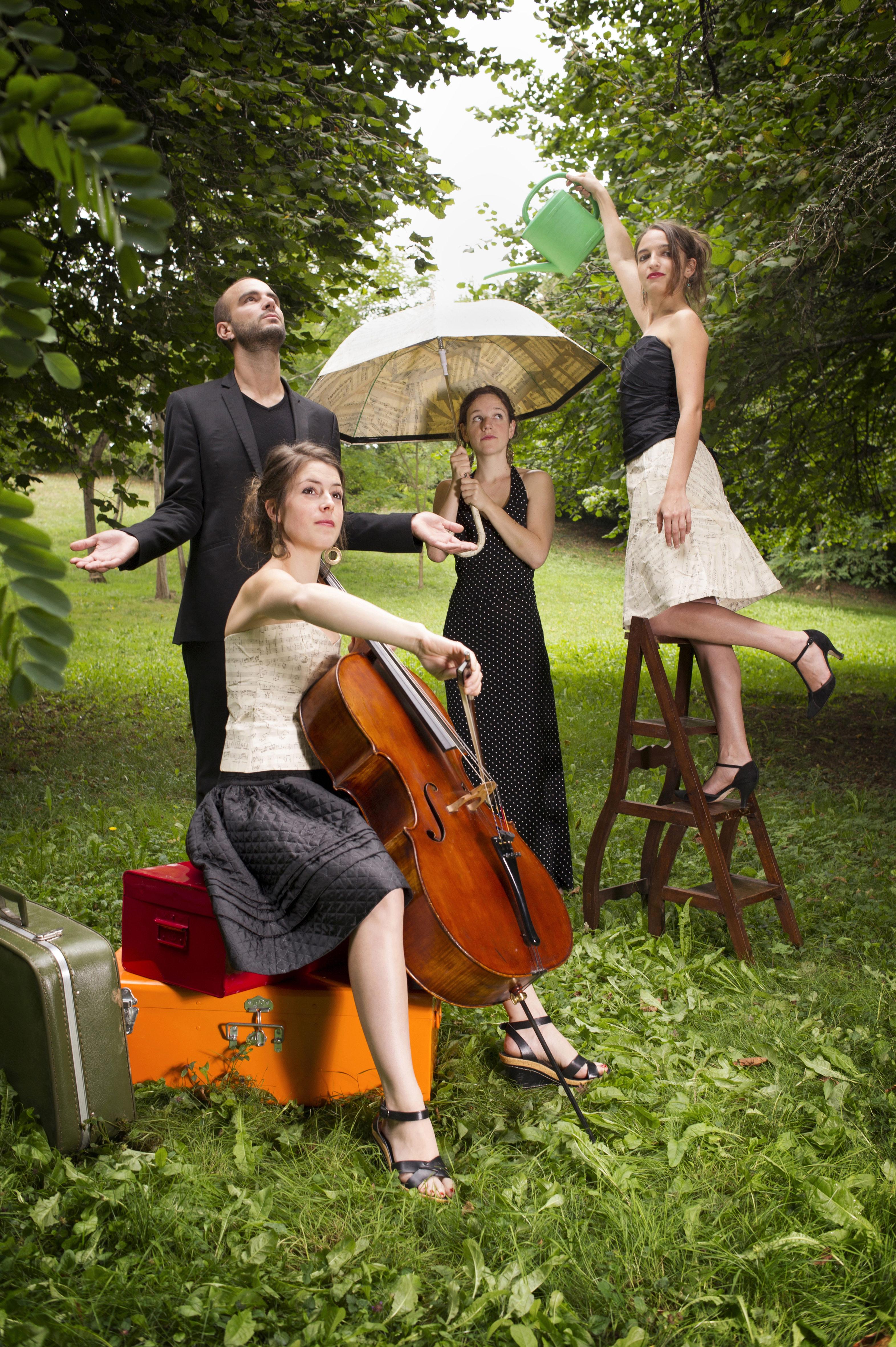 Quatuor Voce - © Sophie Pawlak