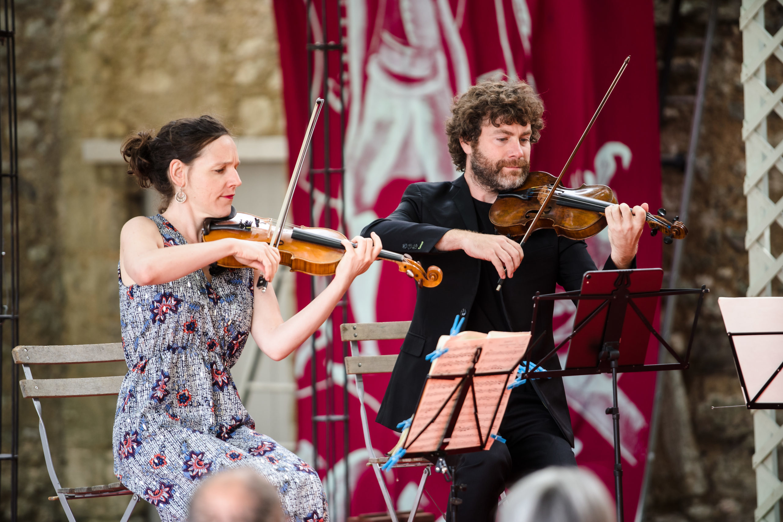 Quatuor Voce - Guillaume Ninon